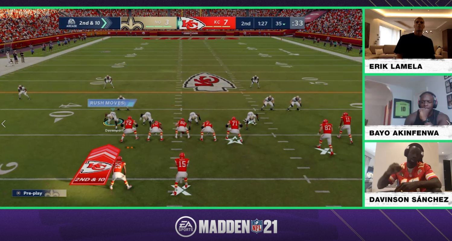 Madden UK :60 Show 1
